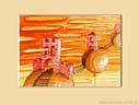 HISTORIE W CHMURACH IX, 20x25cm  własność prywatna