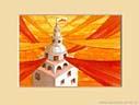 HISTORIE W CHMURACH XIII , 20x25cm  własność prywatna